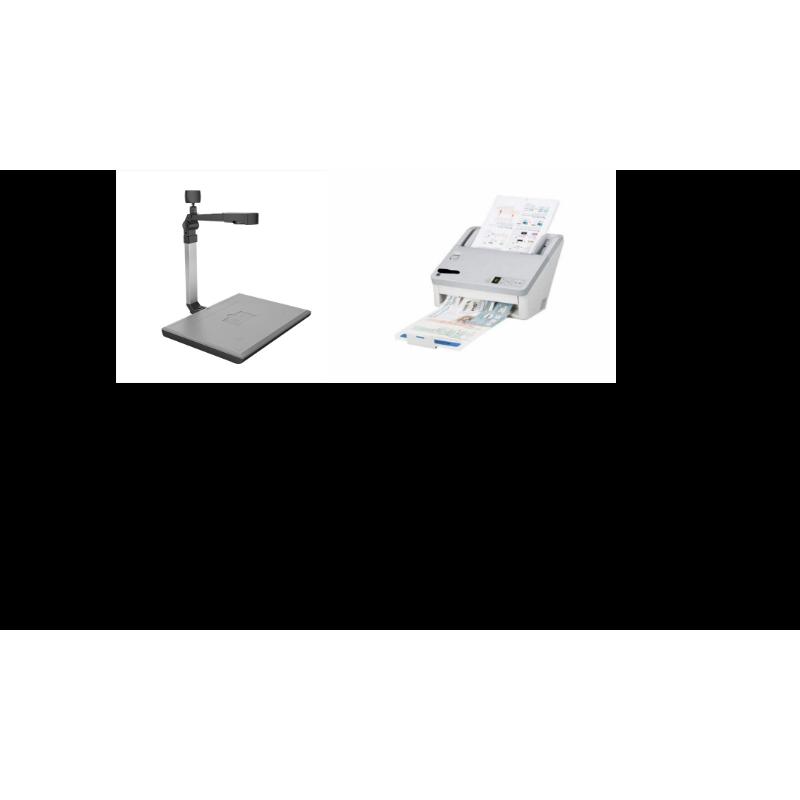 高拍仪和高速扫描仪的区别